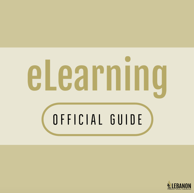LCSC Announces eLearning Guide